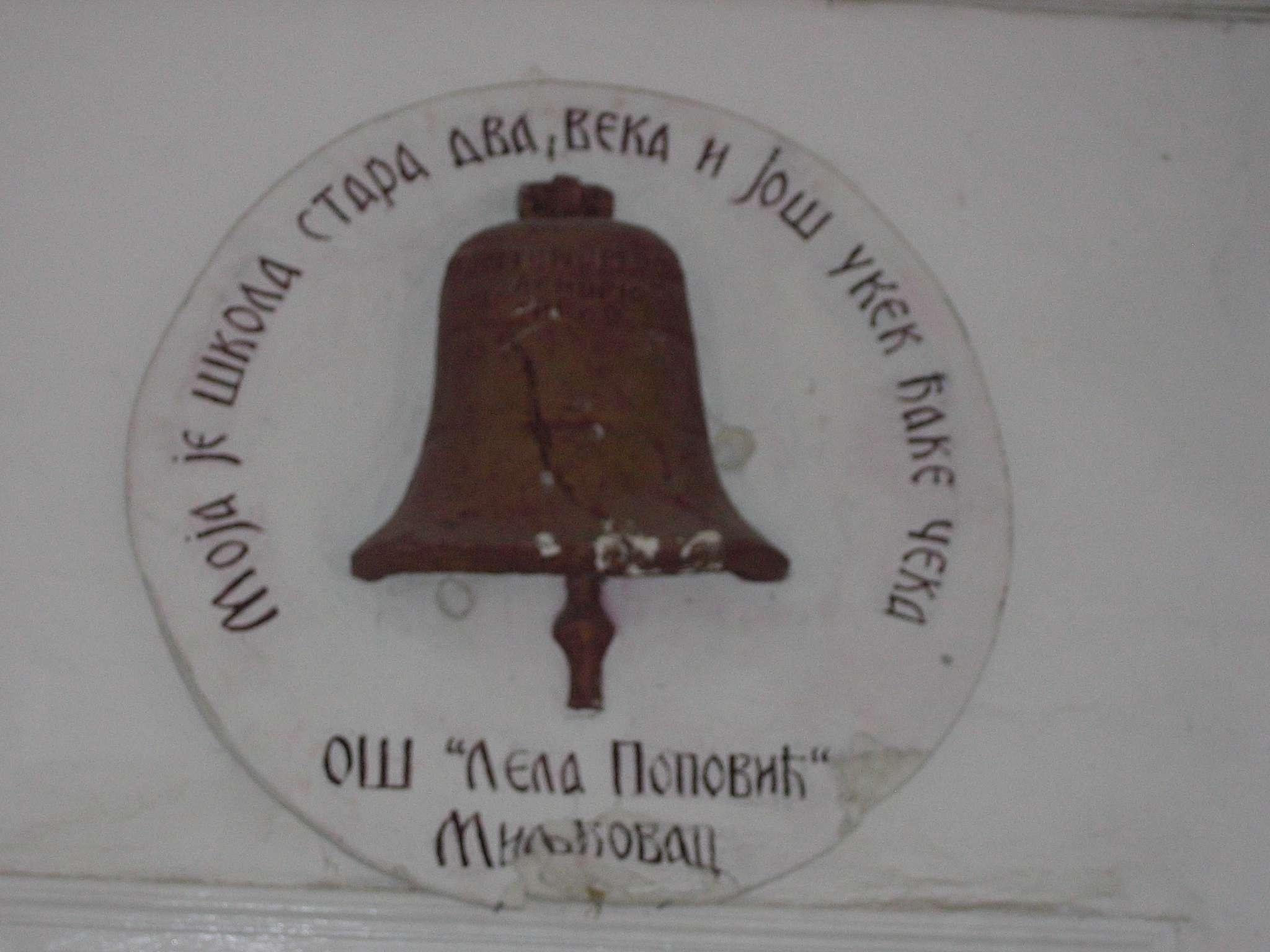 Лого школе